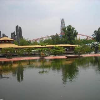 Suối Tiên Amusement Park, vietnam , hochiminh
