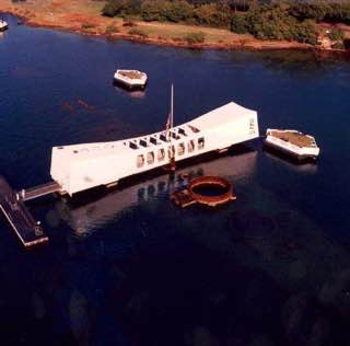 USS Arizona Memorial, usa , honolulu