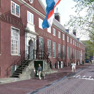 Hermitage Amsterdam, netherlands , hoorn