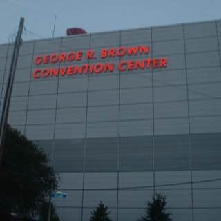 George R. Brown Convention Center, usa , houston