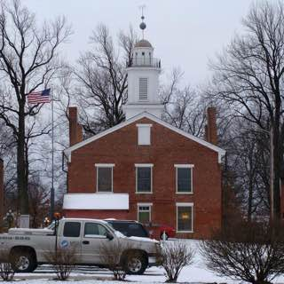 Metamora Courthouse State Historic Site, usa , illinois