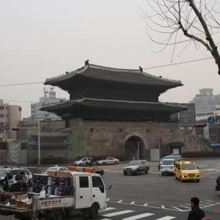 Heunginjimun, southkorea , incheon