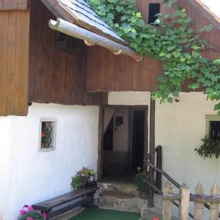 Finžgar House, slovenia , julianalps