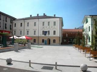 Tolmin museum, slovenia , julianalps
