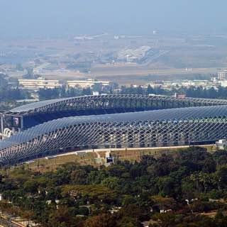 National Stadium, taiwan , kaohsiung