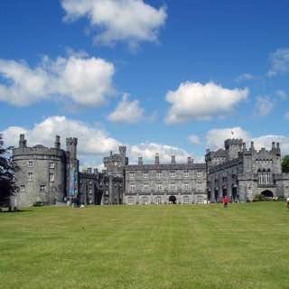 Kilkenny Castle, ireland , kilkenny