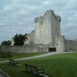 Ross Castle, ireland , killarney