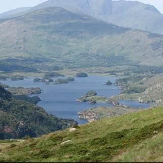 Torc Mountain, ireland , killarney