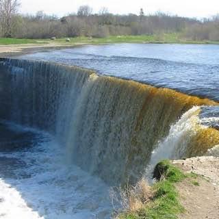 Jägala Waterfall, estonia , lahemaanationalpark