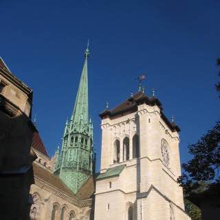 St. Pierre Cathedral, switzerland , lausanne