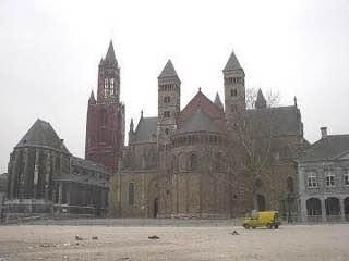 Basilica of Saint Servatius, belgium , liege