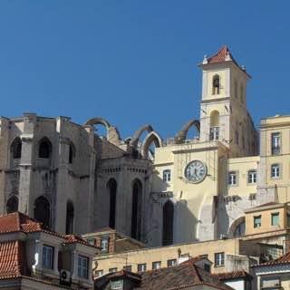Carmo Convent, portugal , lisbon
