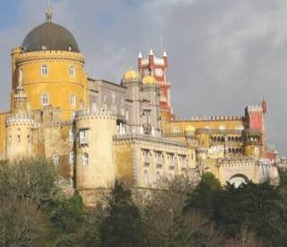 Pena National Palace, portugal , lisbon
