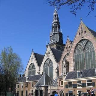 Oude Kerk, netherlands , lisse