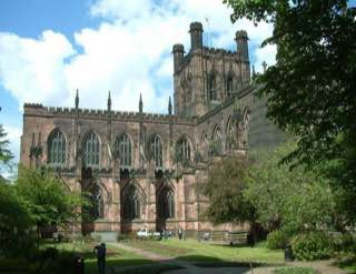 Chester Cathedral, uk , liverpool
