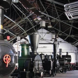 Slovenian Railway Museum, slovenia , ljubljana