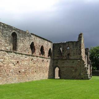 Beauly Priory, scotland , lochness
