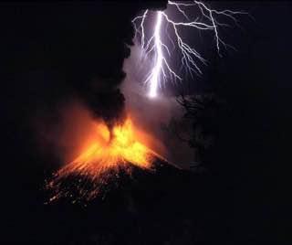 Mount Rinjani, indonesia , lombok