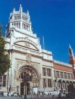 Victoria and Albert Museum, uk , london