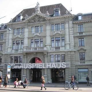 Schauspielhaus Zürich, switzerland , luzern