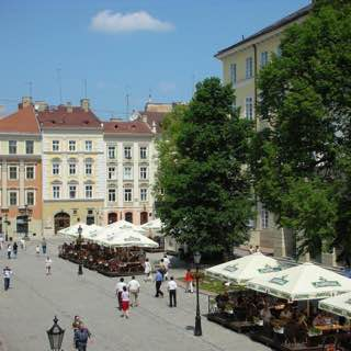 Market Square, ukraine , lviv