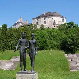 Olesko Castle, ukraine , lviv