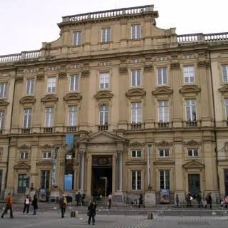 Museum of Fine Arts of Lyon, france , lyon