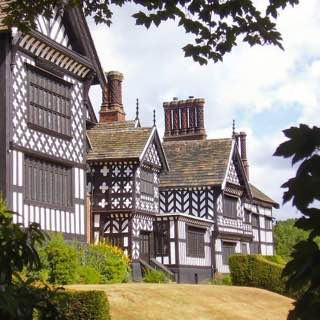 Bramall Hall, uk , manchester