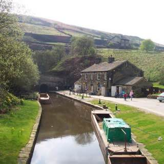 Standedge Tunnels, uk , manchester
