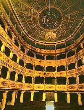 Manoel Theatre, malta , mdina