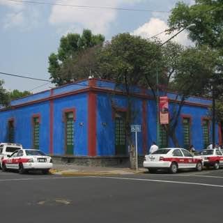 Frida Kahlo Museum, mexico , mexicocity