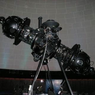 Montreal Planetarium, canada , montreal