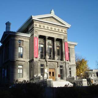Redpath Museum, canada , montreal