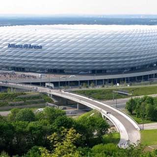 Allianz Arena, germany , munich