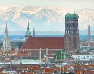 Frauenkirche, Munich, germany , munich
