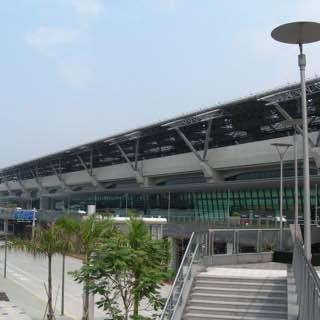 THSR Taichung Station, taiwan , nantou