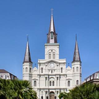 St. Louis Cathedral, usa , neworleans