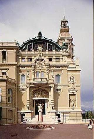 Opéra de Monte-Carlo, france , nice