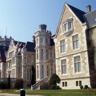 Palacio de la Magdalena, spain , northernspain
