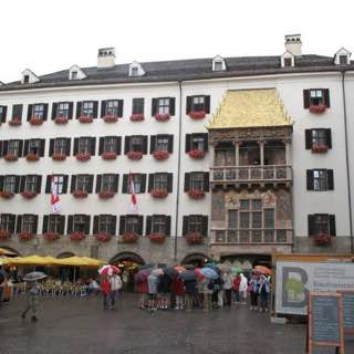 Goldenes Dachl, austria , northtyrol