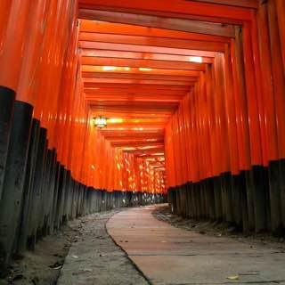 Fushimi Inari-taisha, japan , osaka