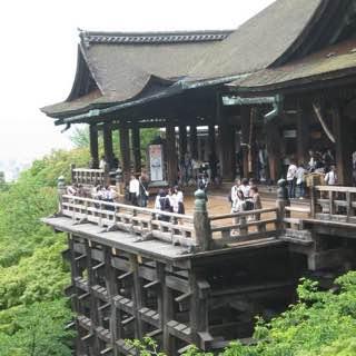 Kiyomizu-dera, japan , osaka