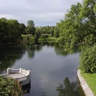 Frogner Park, norway , oslo