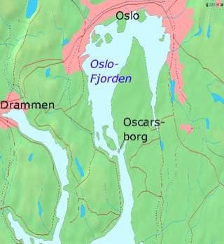 Oscarsborg Fortress, norway , oslo