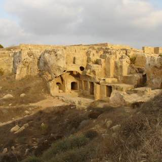 Tombs of the Kings, republiccyprus , pafos