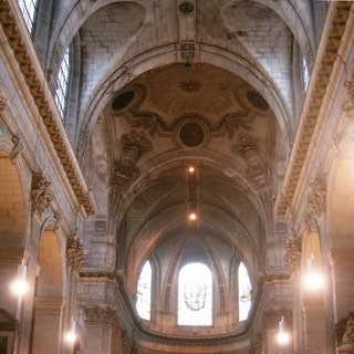 Church of Saint-Sulpice, Paris, france , paris