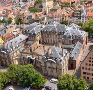 Musée des Beaux-Arts de Strasbourg, france , provence