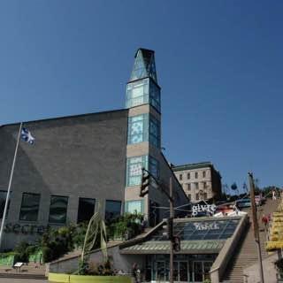 Musée de la civilisation, canada , quebeccity