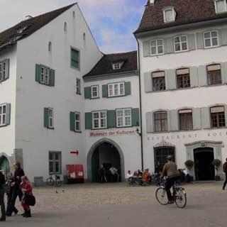 Museum of Cultures, switzerland , riehen