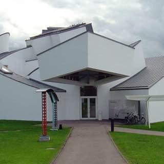 Vitra Design Museum, switzerland , riehen